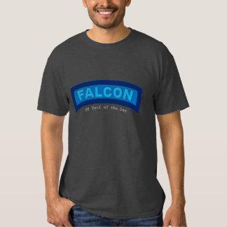 Blue Falcon Tab Shirt