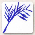 Blue Fern Coaster