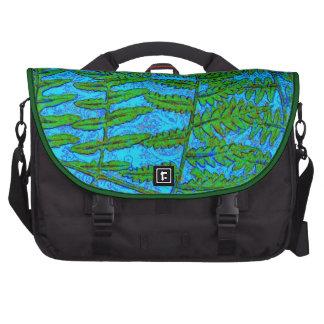 Blue Fern Laptop Commuter Bag