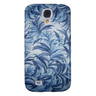 Blue Fern Phone Design Galaxy S4 Cover