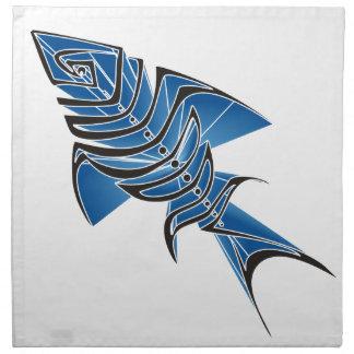 Blue Fin Cloth Napkin