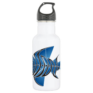Blue Fin Water Bottle