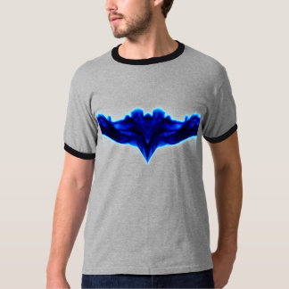 blue fire demon T T-Shirt