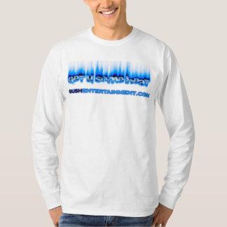 Blue Fire Gush T-Shirt