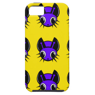 Blue fireflies iPhone SE/5/5s case