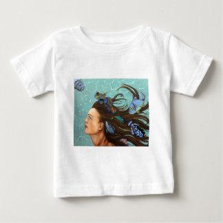 Blue Fish Baby T-Shirt