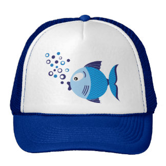 Blue Fish Basic Light Hat
