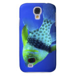 Blue Fish Galaxy S4 Cover