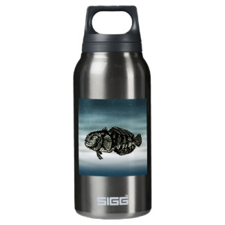 Blue Fish Insulated Water Bottle