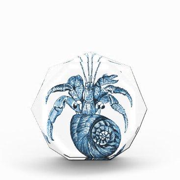 Beach Themed Blue fish ocean coastal nautical gifts award