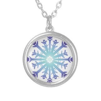 Blue Flake II Custom Jewelry