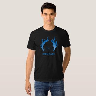 Blue Flame Bernie: Bern Baby T-Shirt