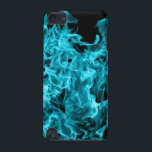 "Blue flames iPod touch 5G case<br><div class=""desc"">Beautiful image of blue flames</div>"