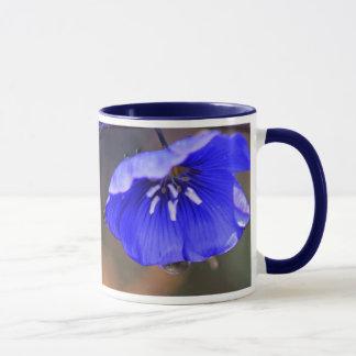 Blue Flax Mug