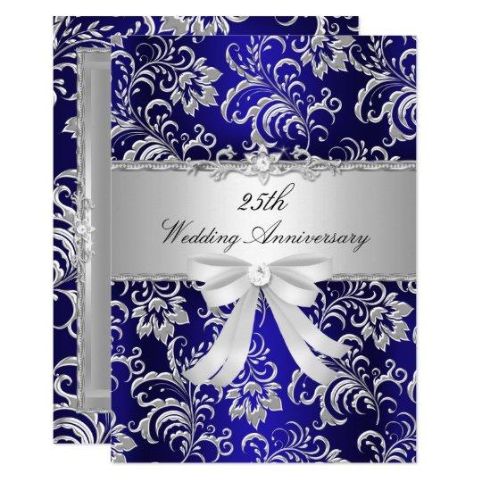 Wedding Anniversary Program Ideas: 25th Anniversary Vow Renewal Wedding Program