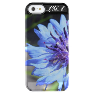 Blue Floral Cell Phone Case