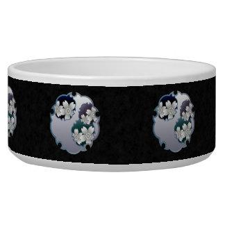 Blue Floral Medallion Bowl