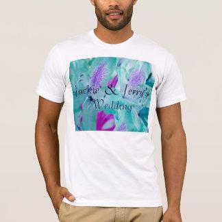 Blue Floral T-Shirt