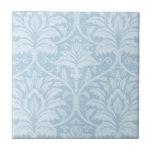 """Blue Flourish Tile<br><div class=""""desc"""">graphic design</div>"""