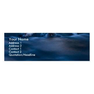 Blue Flow Business Card