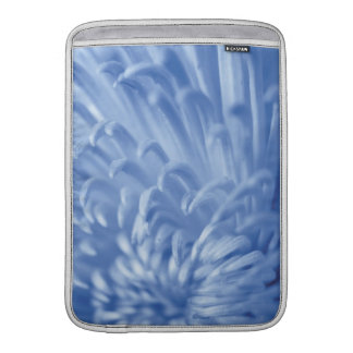 Blue flower Close Up Sleeves For MacBook Air