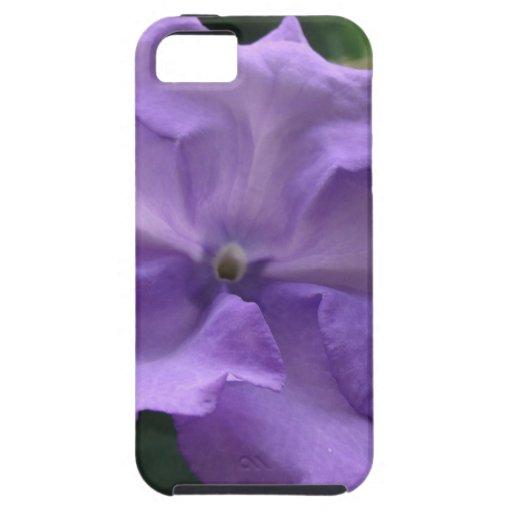 Blue Flower iPhone 5 Hüllen