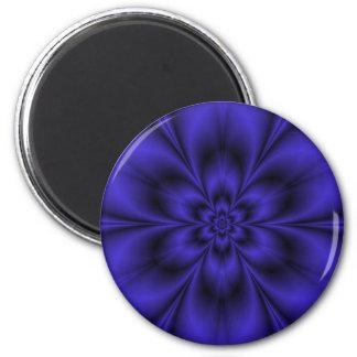 Blue Flower Magnet