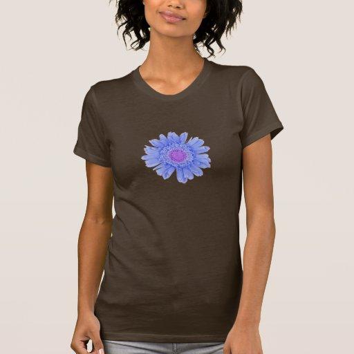 Blue Flower T Shirt