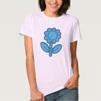 Blue Flower T-shirt