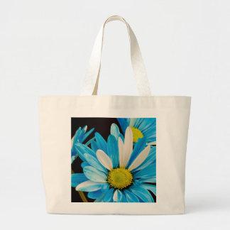 Blue Flowers Bag