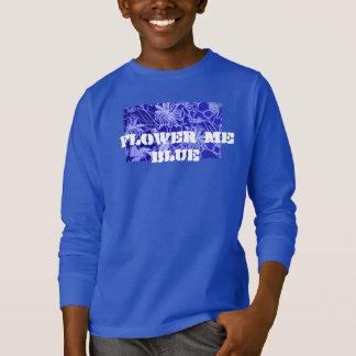 Blue Flowers Design by Admiro T-Shirt