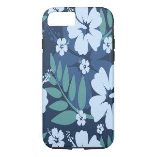 Blue Flowers iPhone 7 Case