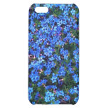 Blue flowers iPhone case Cover For iPhone 5C