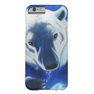 Blue_Flows Barely There iPhone 6 Case