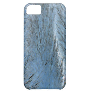 Blue Fluff iPhone 5C Cover