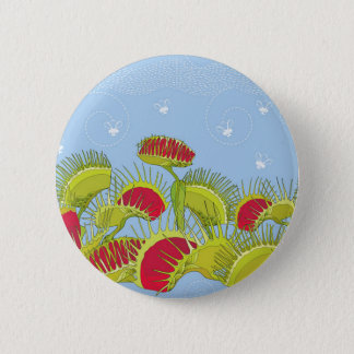 blue fly trap button