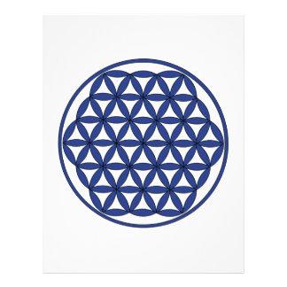 Blue FOL Letterhead Design