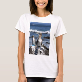 Blue footed Boobies Galapagos Islands T-Shirt