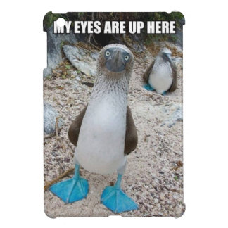 Blue-footed Booby iPad mini Case