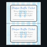 """Blue Footprints Themed baby shower games Flyer<br><div class=""""desc"""">Blue Baby Boy footprints Themed baby shower games Raffle Ticket</div>"""