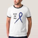 BLUE FOR PKU T-SHIRT