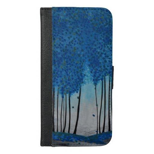 Blue Forest iPhone 6/6s Plus Wallet Case