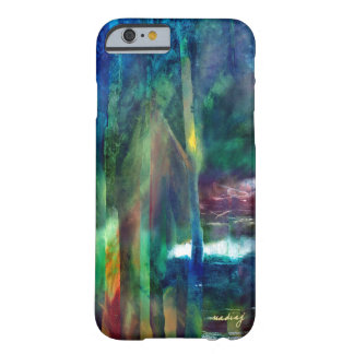 Blue Forest V Phone Case iPhone 6 Case