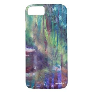 Blue Forest VI Phone Case