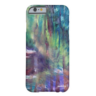 Blue Forest VI Phone Case Barely There iPhone 6 Case