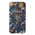 Blue Fossil Cases For Galaxy S5