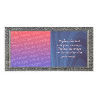 Blue Fountain Card