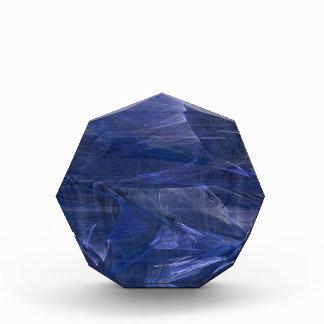 Blue Fractal Background Award