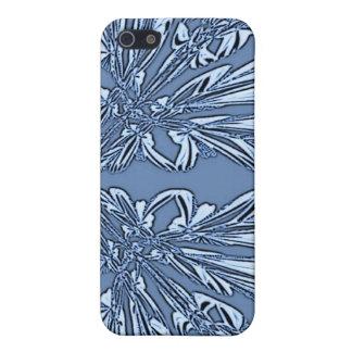 Blue Fractal Lace Speck Case Cases For iPhone 5
