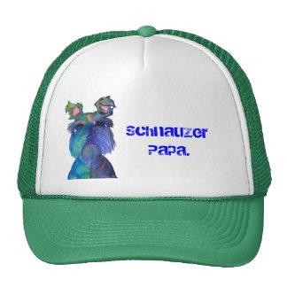 Blue Fritz Trucker Hat